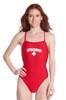 One-Piece Lycra Swimsuit | Beach Lifeguard Apparel Online Store
