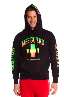 Guys Iconic Neon Blend Hoodie | Beach Lifeguard Apparel Online Store