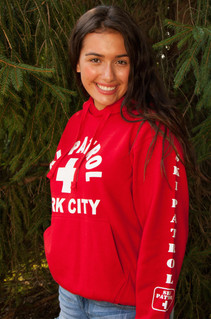 Ladies Ski Patrol Hoodie | Beach Lifeguard Apparel Online Store