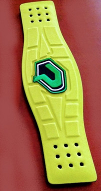 REPTILE Ultralight Footstrap Green