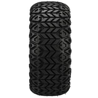 20 x 10.00-10 4PR Black Trail II Tire