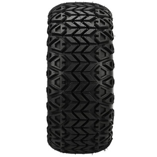 22 x 11.00-10 4PR Black Trail II Tire