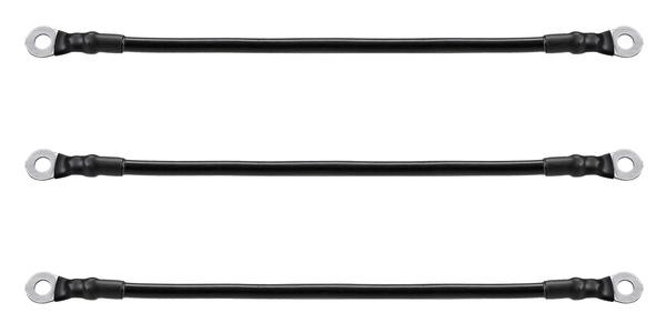 Battery Cable Set for EZGO RXV by Route 66 Golf Cart Accessories on ez go golf cart parts, custom ezgo golf cart accessories, ez go txt golf cart, ez go workhorse parts manual,
