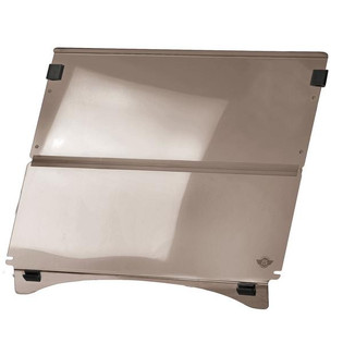 Tinted Windshield for Club Car Precedent by Route 66 Golf Cart Accessories