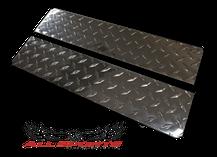 E-Z-Go RXV Kick Plate