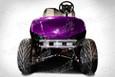 Yamaha G22 Front Bumper on Cart
