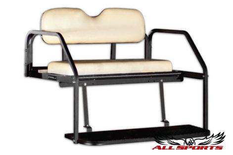 Club Car DS Rear Flip Seat