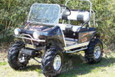 "Club Car DS with 10"" A-Arm Lift Kit"