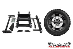 "22"" SS112 Tire/Wheel & Yamaha G22 6"" G-Max Lift Combo"