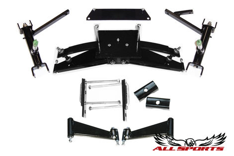 Club Car DS 8 Inch A-Arm Lift Golf Cart Club Car Carryall Lift Kit on