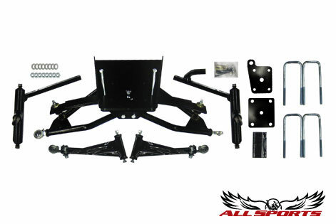 all sports club car ds 6 inch super sport lift kit rh americanliftkits com