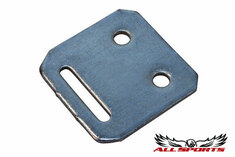 Club Car Body Hinge Plate