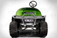 Club Car Precedent Mega Sport Runner Brush Guard