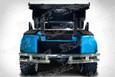 Club Car Mega Double Bumper on Cart
