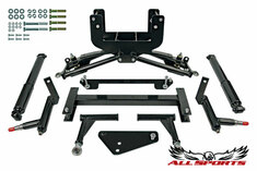 "Yamaha Drive 6"" A-Arm Lift Kit"