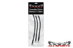 Yamaha Drive Battery Cables