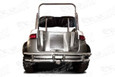 Club Car Precedent Mega Double Rear Bumper on Cart