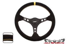 Grant Suede Series Steering Wheel (Comes in 4 Colors)
