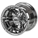 10 x 7 Mirror Yukon Wheel