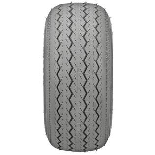 18.5 x 8.50-8 6PR Gray Non-Marking Sawtooth Tire
