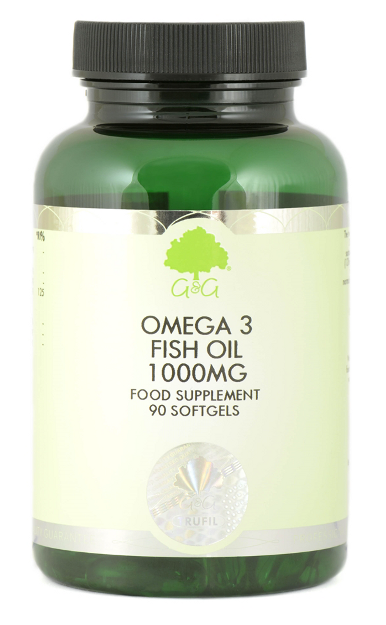 G g omega 3 fish oil 1000mg 90 softgels nutri supplements for What does fish oil do for dogs