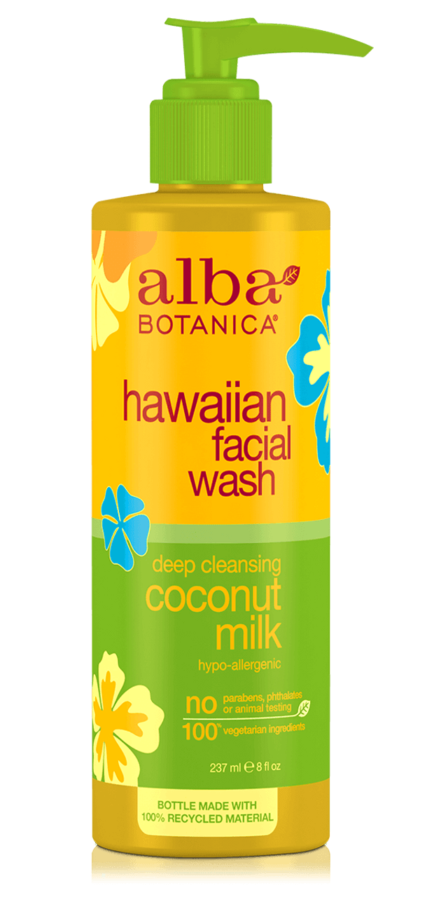 Alba Botanica Natural Hawaiian Facial Cleanser Reviews