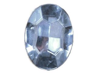 Oval Shape Acrylic Stone