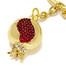 Pomegranate Key Chain Full Shot
