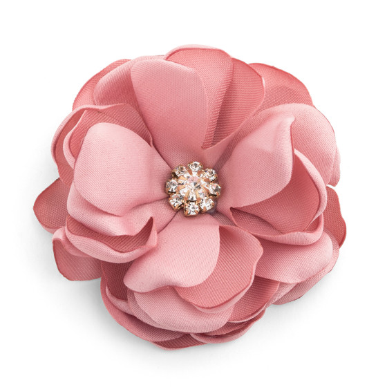 Flower Embellishment Dusty Rose