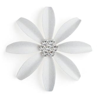 Daisy Rhinestone Flower Embellishment