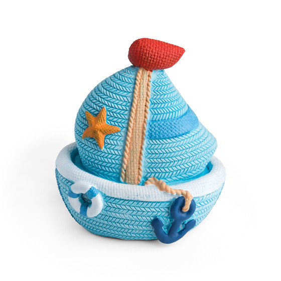 Sailor Boat Coin Bank