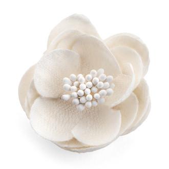 White Shirley Poppies