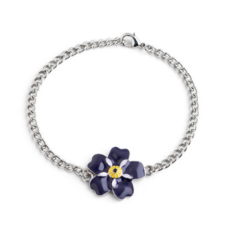 "Armenian Pride ""Forget Me Not ""Flower Bracelet"