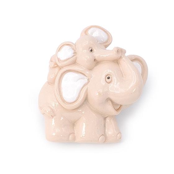 Resin Magnet Elephant Embellishment