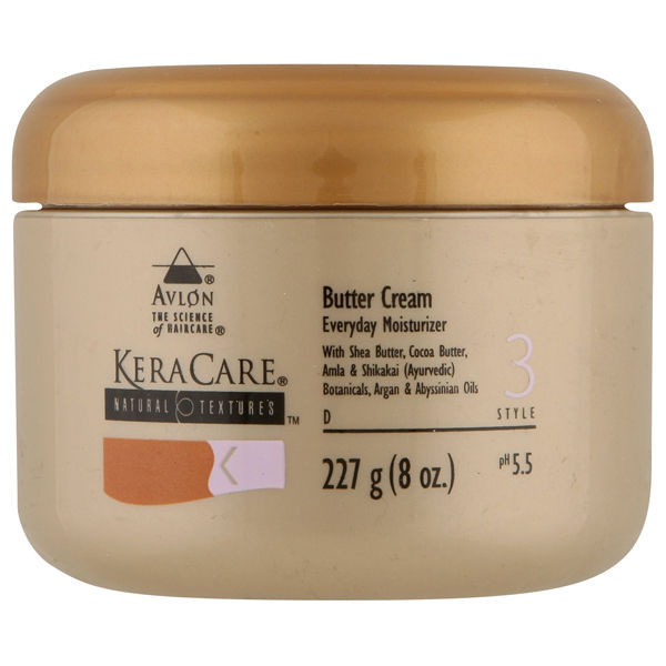 KeraCare Natural Textures Butter Cream 227g | The Glamour Shop