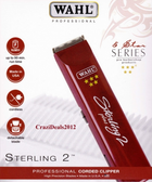 Wahl Sterling 2 Plus 5 Strar Trimmer