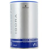 Schwarzkopf IGORA Vario Blond Plus  Hair Bleach Powder 450g