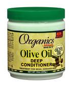 Africa's Best Organics Olive Oil Deep Conditioner 15oz