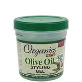 Africa's Best Organic Olive Oil Styling Gel 15oz