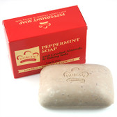 Nubian Peppermint & Aloe Soap 5oz