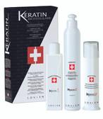 Keratin BioTissulare Hair Reconstructor 3 Step System
