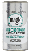 Magic Shave Shaving Powder Skin Conditioning Platinum 4.5oz