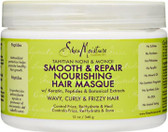 Shea Moisture Tahitian Noni & Monoi Smooth & Repair Masque 12oz