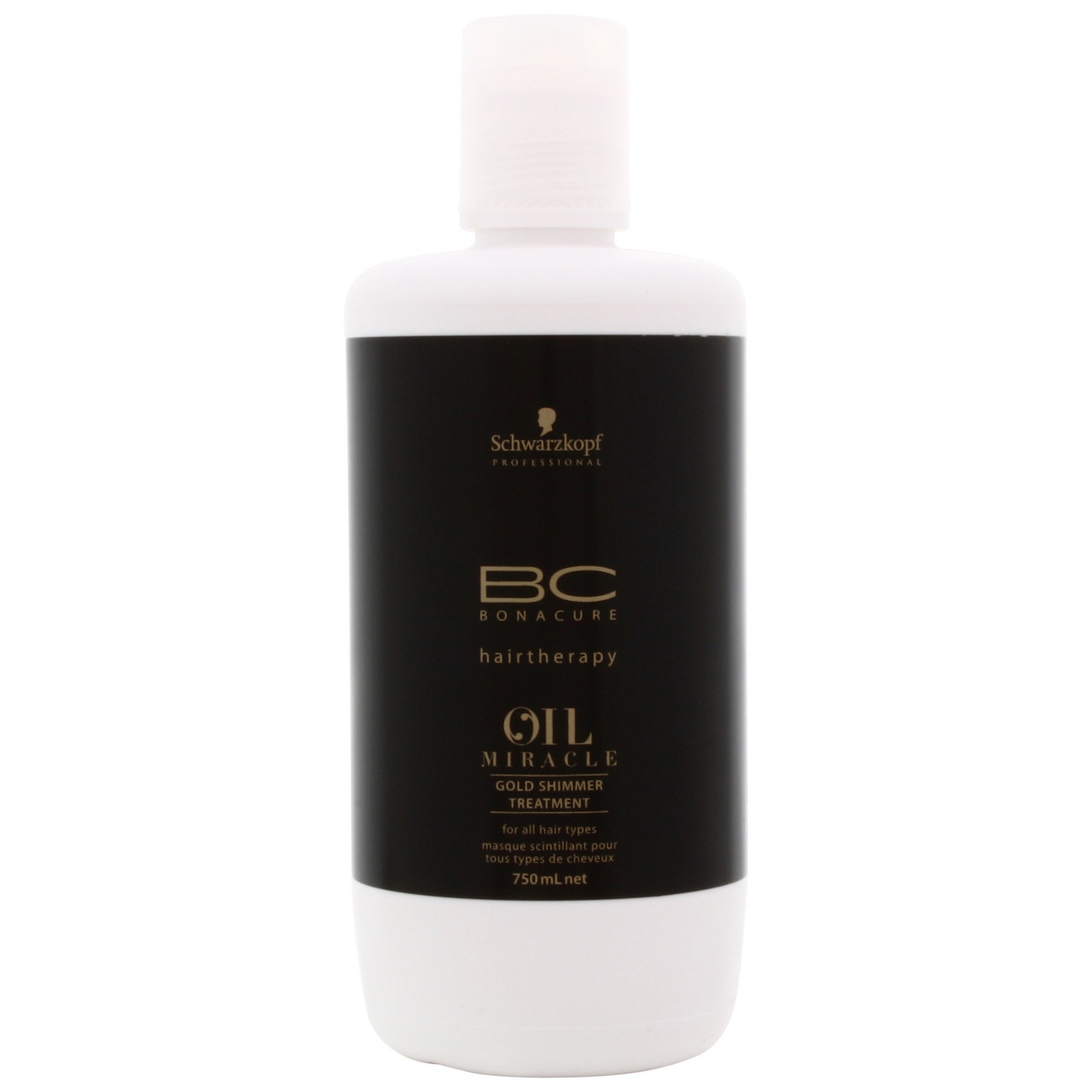 cad845d4e8 Schwarzkopf BC Oil Miracle Gold Shimmer Treatment 750ml. Price: £16.99.  Image 1