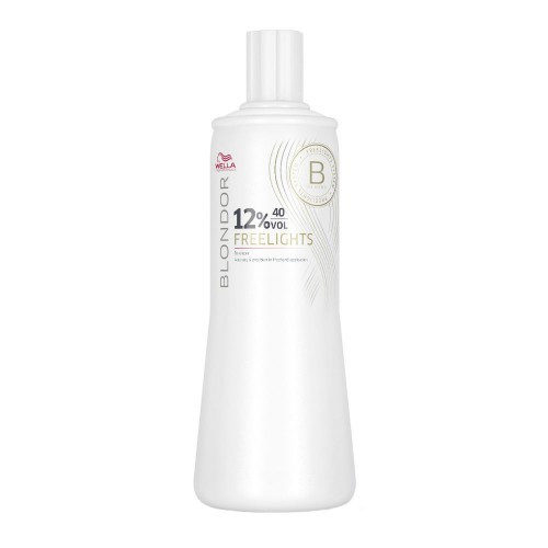 Wella Blondor Freelights 12 Oxidant 40 Volume 1000ml The Glamour Shop