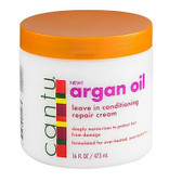Cantu Argan Oil Leave-In Conditioning Repair Cream 473ml
