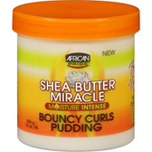 African Pride Shea Butter Bouncy Curls Pudding 15oz