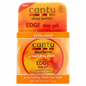 Cantu Extra Hold Edge Stay Gel 64g