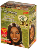 Africa's Best Organics Olive Oil Relaxer Value Kit Super