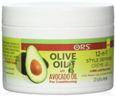 ORS Olive Oil 12-n-1 Style Defining Creme 8oz